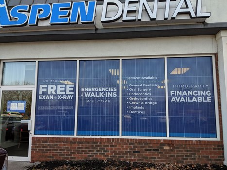 Window Decals, Signage & Graphics | Exterior & Outdoor Signage | Hospital & Healthcare Signs | Schenectady, NY